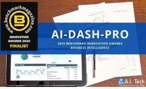 AI-DASH-PRO finalista nel Benchmark Innovation Awards 2020