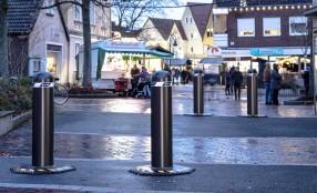 OktaBlock Hörmann: il nuovo dissuasore temporaneo che tutela la sicurezza dei cittadini