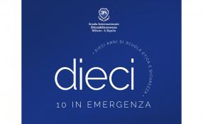 La Scuola Internazionale di Etica & Sicurezza dell'Aquila compie 10 anni