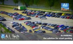 AI-PARKING, la soluzione di analisi video per la gestione dei parcheggi