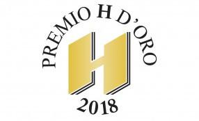 Premio H d'oro, i finalisti dell'Edizione Speciale 2018