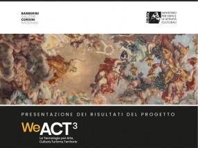 Presentazione dei risultati del progetto WeACT³