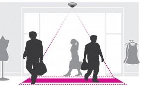 AXIS Occupancy Estimator per la gestione in tempo reale di accessi e assembramenti in luoghi chiusi