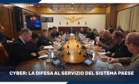Difesa: parte Progetto C5ISR per potenziare Cyber Defence