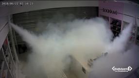 Nebbiogeni, il video di un furto sventato