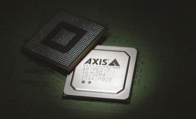 Axis Communications annuncia la settima generazione del chip ARTPEC