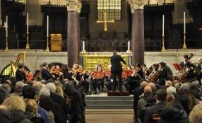 Concerto di Natale 2019 - offerto dalla Fondazione Enzo Hruby alla Città di Milano