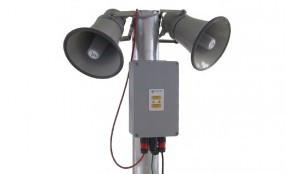 ERMES presenta un nuovo gateway over IP per la diffusione sonora nelle aree urbane
