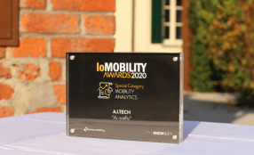 AI-TRAFFIC vince il premio IoMOBILITY AWARD, nella categoria Mobility Analytics