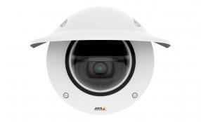 Axis presenta due nuove telecamere dome da 4K e 5 MP in acciaio inox