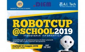 A.I.Tech sponsor della ROBOTCUP@SCHOOL 2019