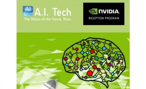 A.I. Tech entra a far parte dell'Inception Program di NVIDIA