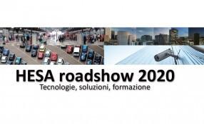 HESA roadshow 2020 - tecnologie, soluzioni, formazione