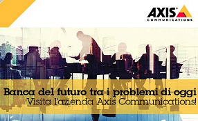 La ''Branchtrasformation'' in un incontro con Axis Communications