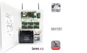 lares 4.0: la soluzione IoT più innovativa per Sicurezza Fisica e Home & Building Automation